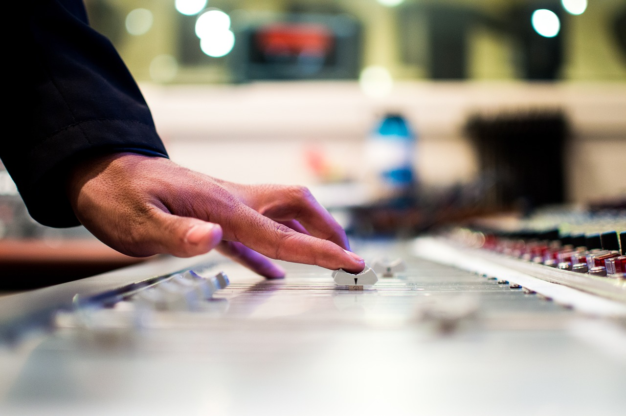 Chart-topping record Producer